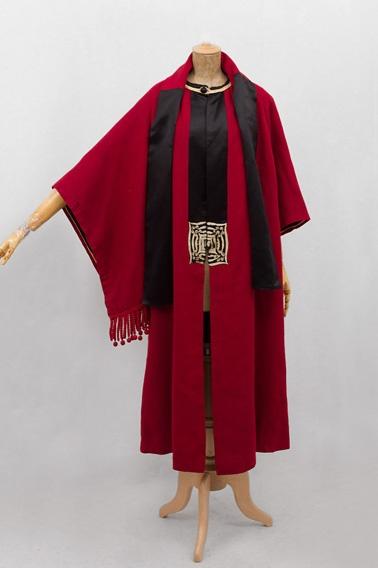 Robe du soir paul poiret 1907