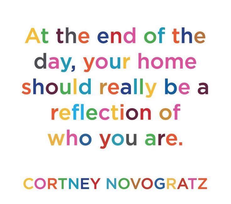 Cortney Novogratz-MAJOR fan of her and her husband, Robert! Mega talented.