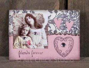 Friends Forever ATC