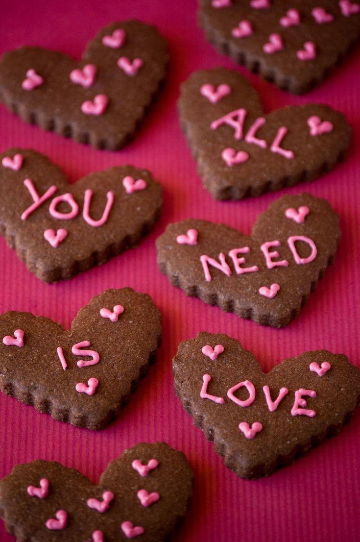 Cupcakes are my new love: Más vale tarde que nunca - Galletas de San Valentín change