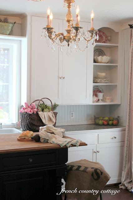 Best 25 french cottage kitchens ideas on pinterest for French country cottage magazine