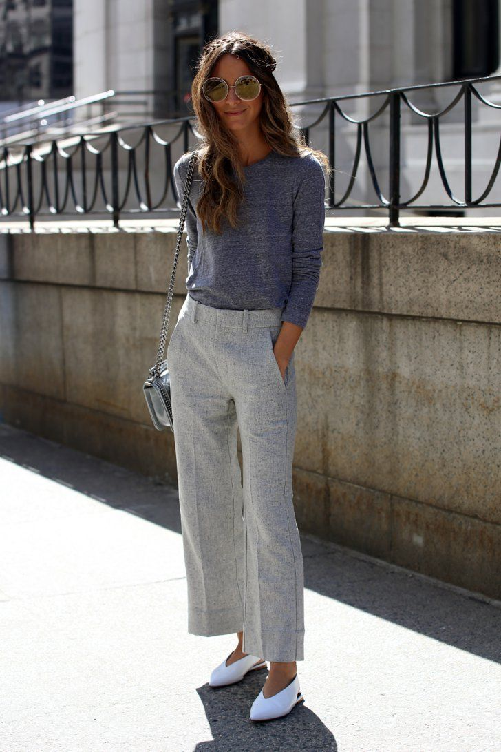 Get Your Street Style Fix Straight From New York Fashion Week Day 7 Arielle Charnas