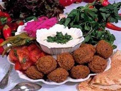 LEBANESE RECIPES: Falafel Mix - Best Falafel Mix