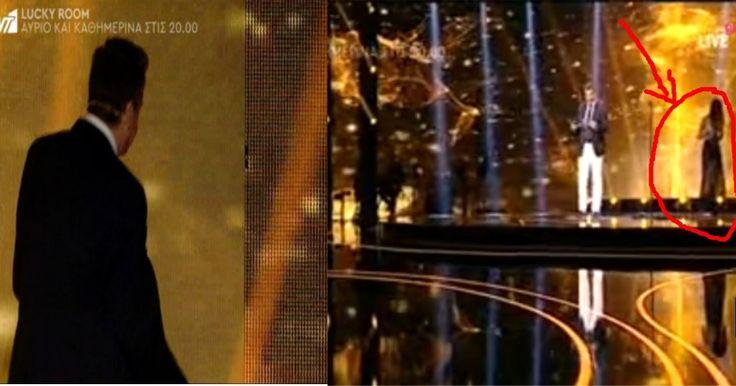 «Rising Star»: Το ατύχημα παίκτριας πάνω στη σκηνή και η αντίδραση του Λιάγκα Crazynews.gr