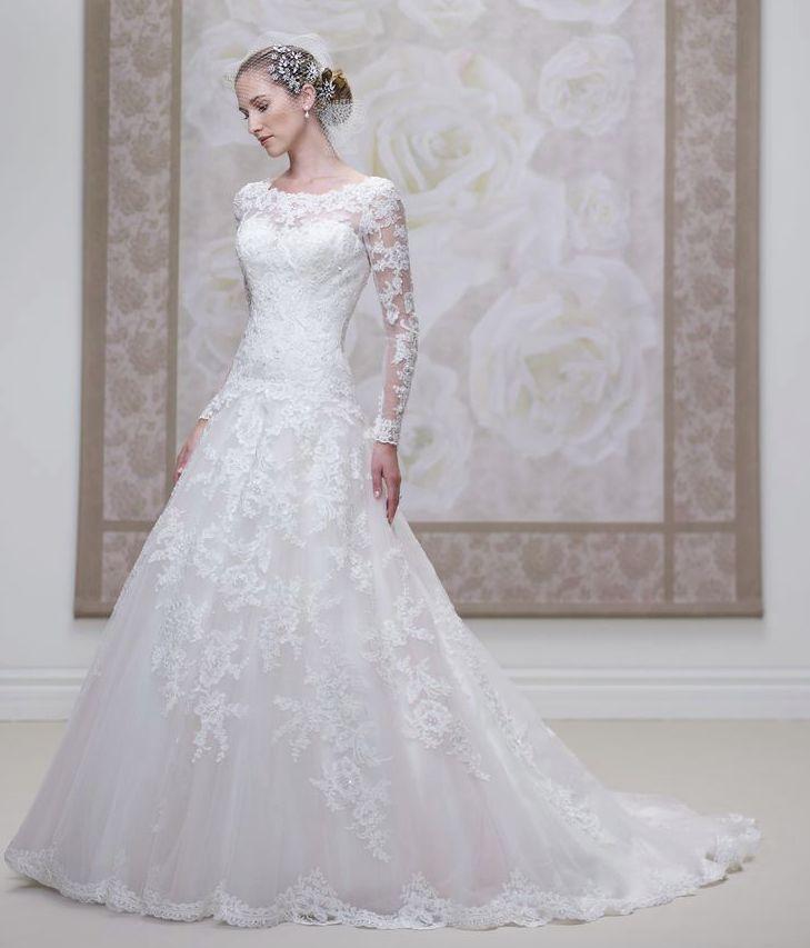 James Clifford Wedding Dress