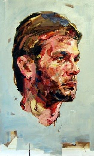 Jeffrey Dahmer paintings by artist Andrew Salgado.                                                                                                                                                                                 More