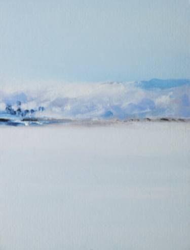 "Saatchi Art Artist Marta Zamarska; Painting, ""Siberian Postcard 3"" #art"