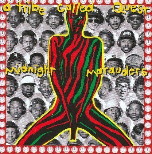 Midnight Marauders [CD]