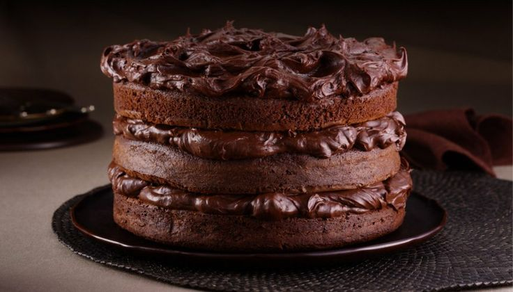 Tasty Japan Cake Recipe: Ultimate Chocolate Fudge Layer Cake. Our Most Delicious