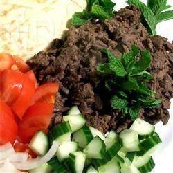 Einfaches Lamm-Shawarma @ de.allrecipes.com