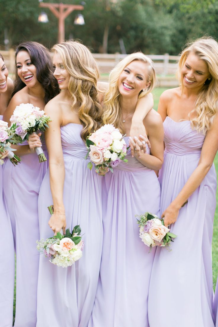 Best 25 light purple bridesmaid dresses ideas on pinterest miss usa nia sanchezs convertible wedding dress is everything ombrellifo Image collections
