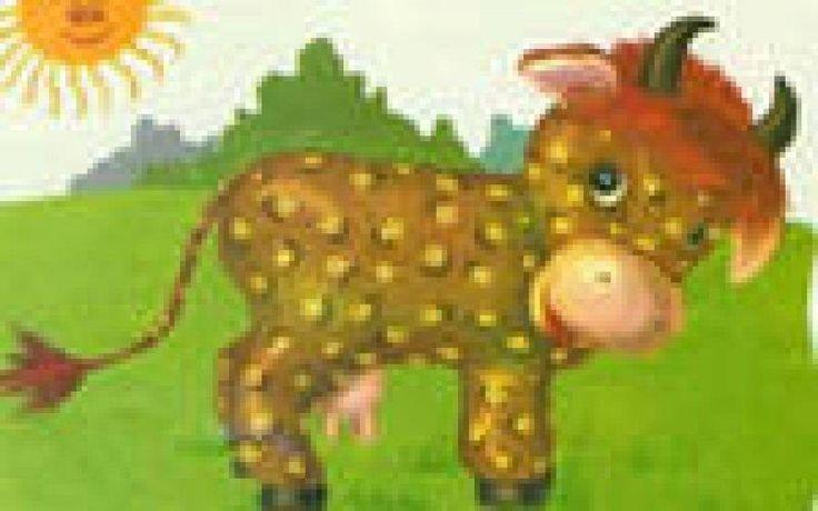 Костюмы коровы шьем сами