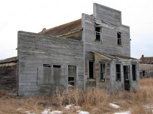 Sad, Empty Places? Marketing 'Ghost Towns' in Saskatchewan