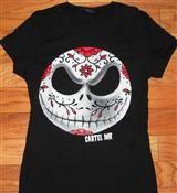 """JDLM-01 - """"Jack de los muertos"""" T-Shirt for Women"""