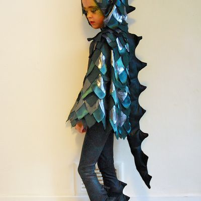 Project: Dragon Costume                                                                                                                                                                                 More