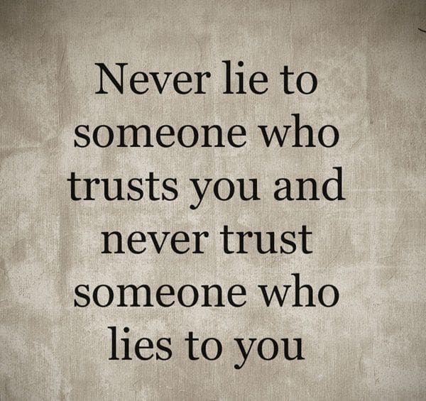 Be Careful Who You Trust. in 2020 Trust quotes, Trust