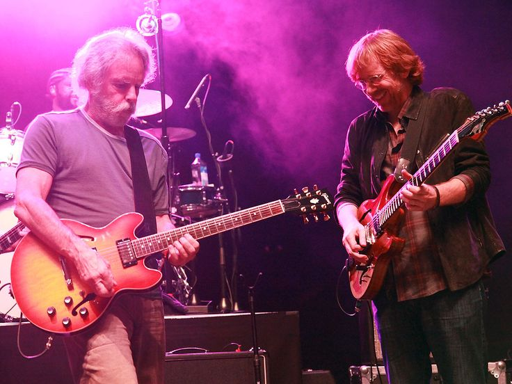Grateful Dead 50th-Anniversary Reunion in the Works http://www.people.com/article/grateful-dead-farewell-concert-chicago