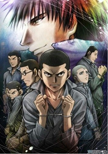 Rainbow - Nisha rokubou no shichinin- this is not by a long shot the easiest watch because of the content, but it is absolutely worth watching. The characters are amazing and the story is breath-taking.