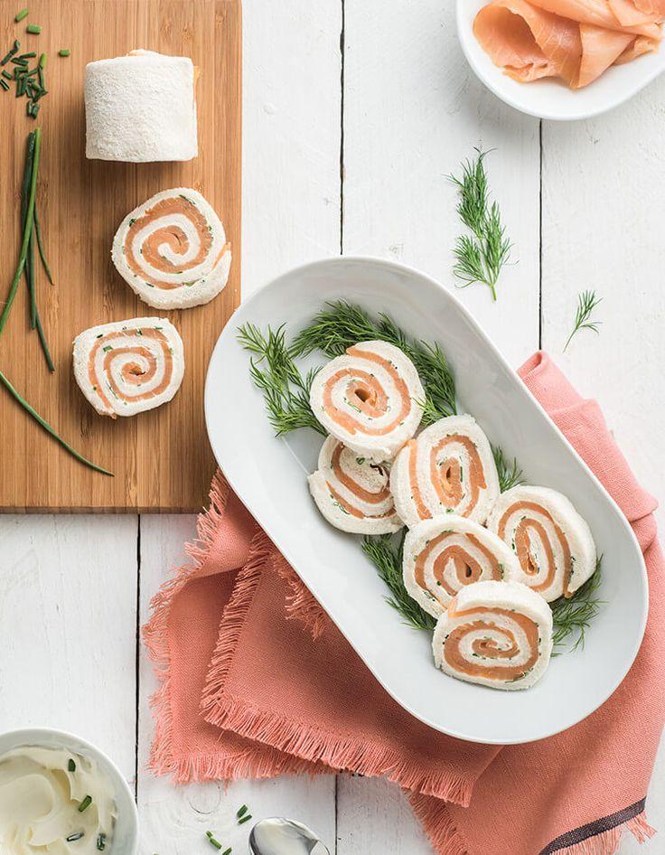 RICETTE SVEDESI di IKEA: Rotolini al salmone - scopri la ricetta su https://nuovecollezioni.ikea.it/ricettesvedesi_2016/