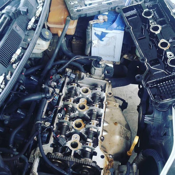 #Motor #chevrolet #sail #mechanic #phillips66 @colinsarturo #ExpertosenMantenimiento