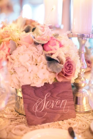 Table number idea 1