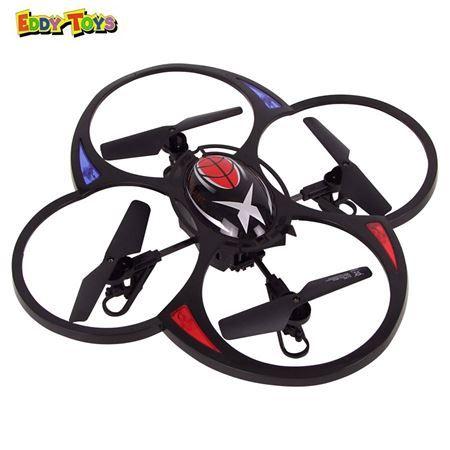 Bild von Eddy Toys Ferngesteuerte Drohne mit Kamera