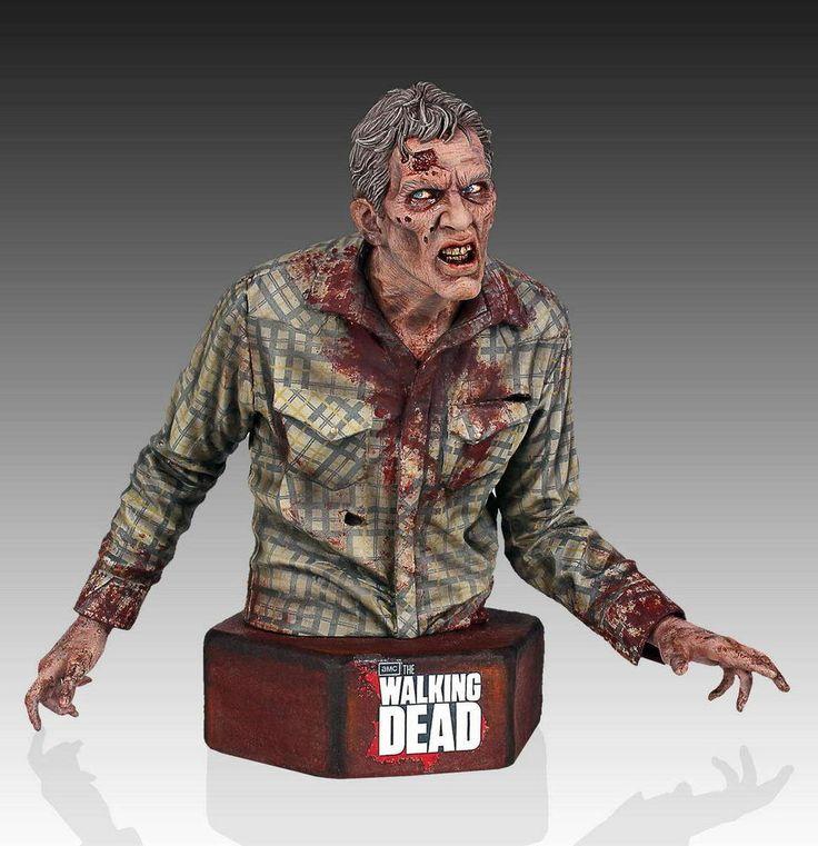 The Walking Dead Bust - Sophia Stalker Walker Zombie BRAND NEW Horror