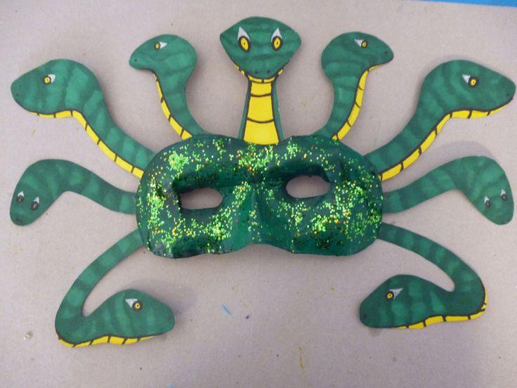 Medusa Mask by Rockster2000 on DeviantArt