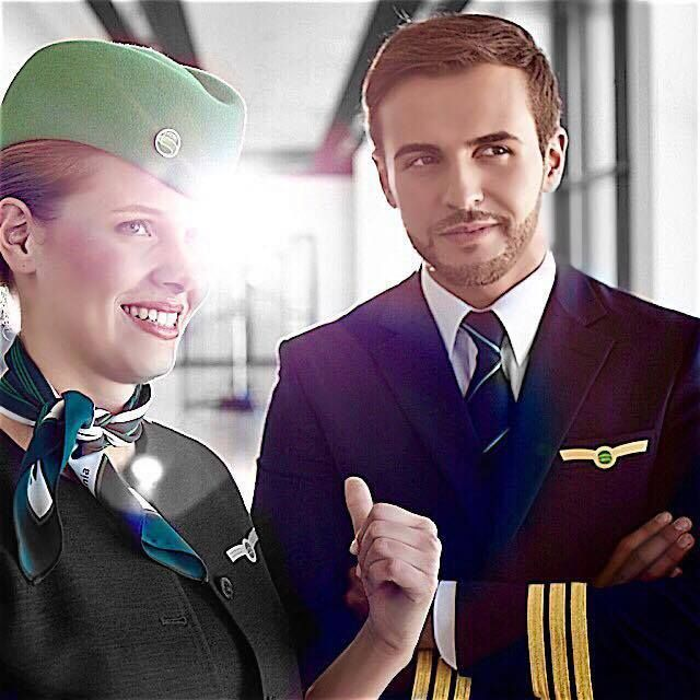 Dating a male cabin crew