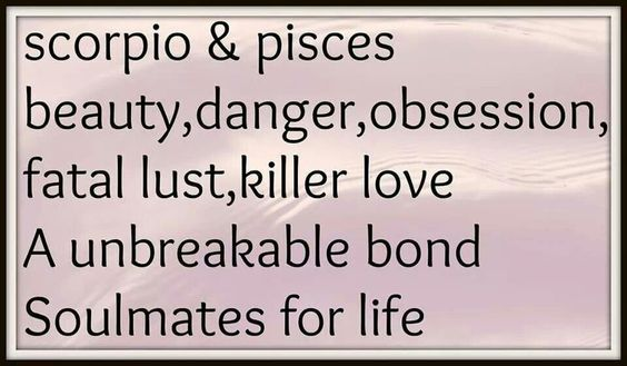 Image result for scorpio pisces compatibility