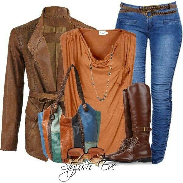 Fashion Winter Polyvore Outfit