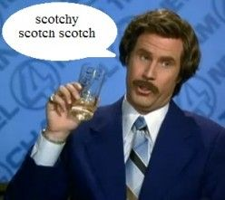 Ron Burgundy....Quite possibly the most influential broadcast journalist of our time.