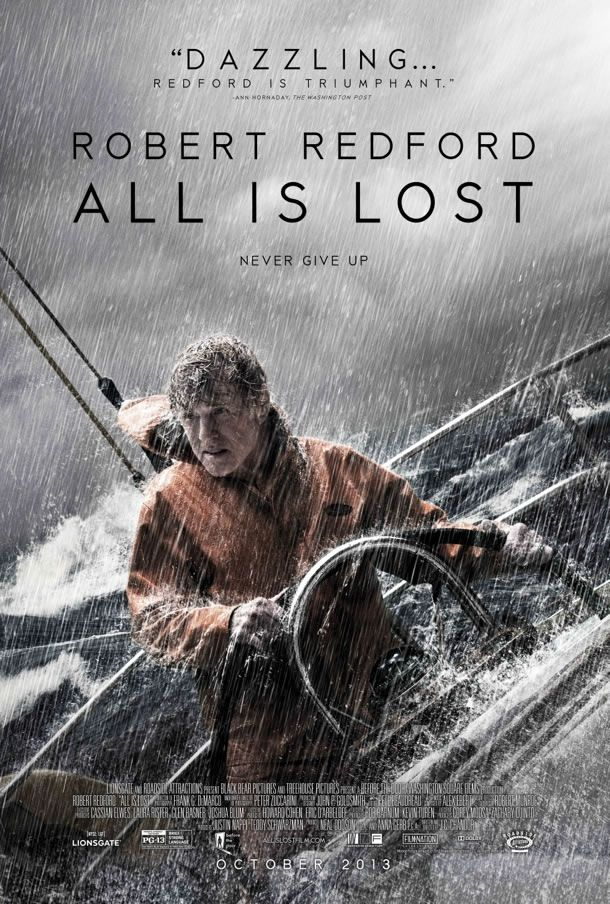 'All Is Lost'