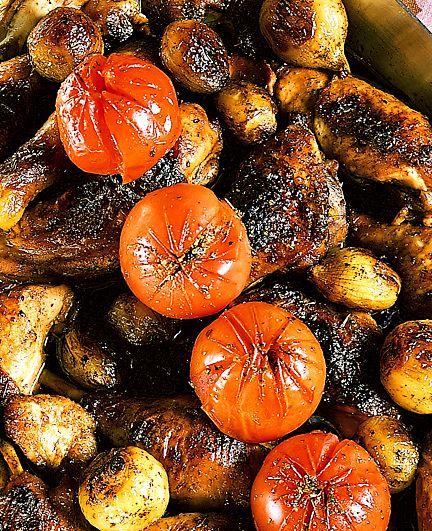 Kyckling i ugn | Recept.nu