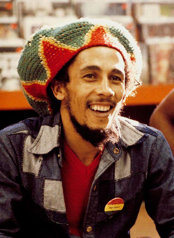 International Reggae Day - July 1st 2013 - Bob Marley