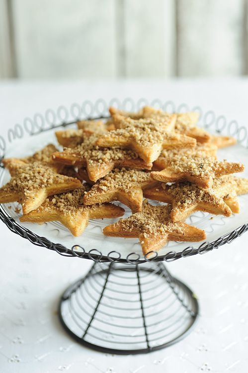 Honey and walnut Greek Christmas biscuits | Souvlaki For The Soul