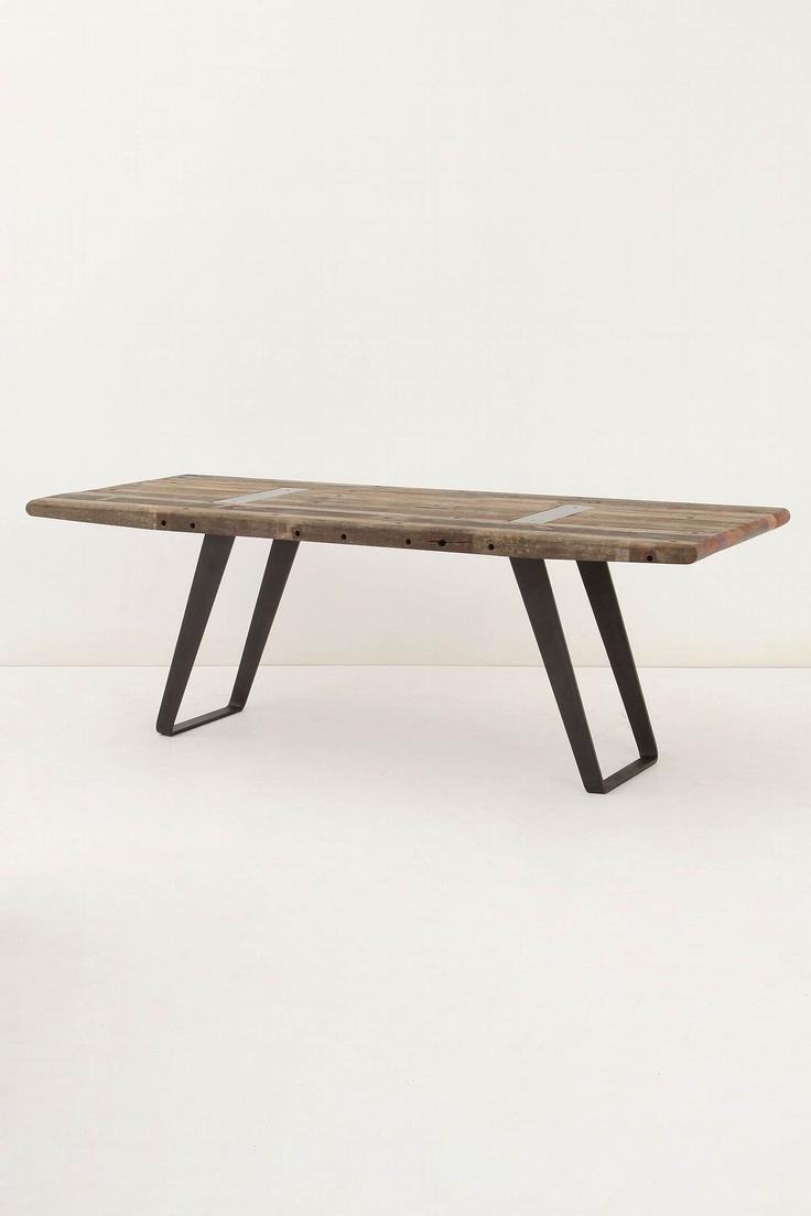 Best 25 banc metal ideas on pinterest pied table metal - Pied metal table ...