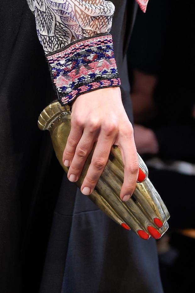 artofashion: Schiaparelli Couture Fall 2015 - Details