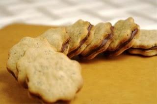 Brown Sugar Sandwich Cookies | Cookies | Pinterest | Sandwich Cookies ...