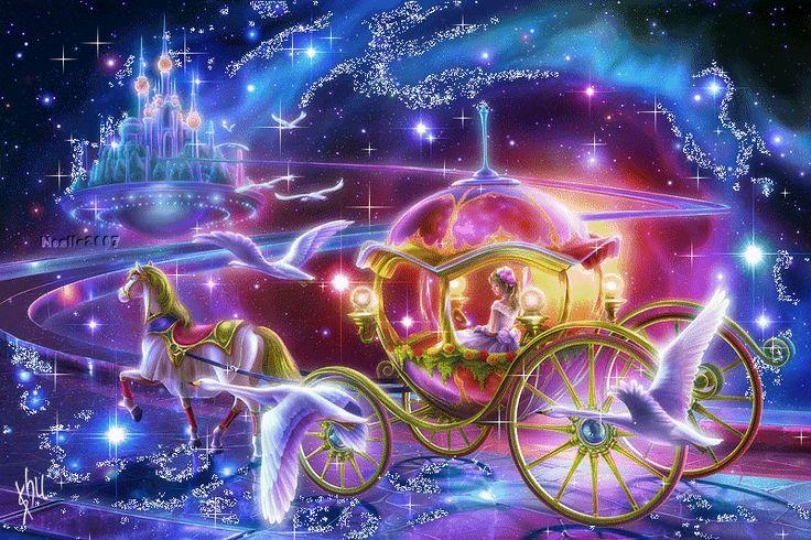 animated glitter girl gifs images | gif animate -Disney cartoon glitter graphics images animated gifs ...