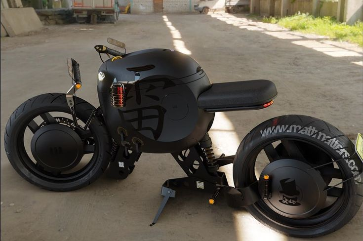 E-Motorbike and Ebike Idea Designs from Behance and Instagram