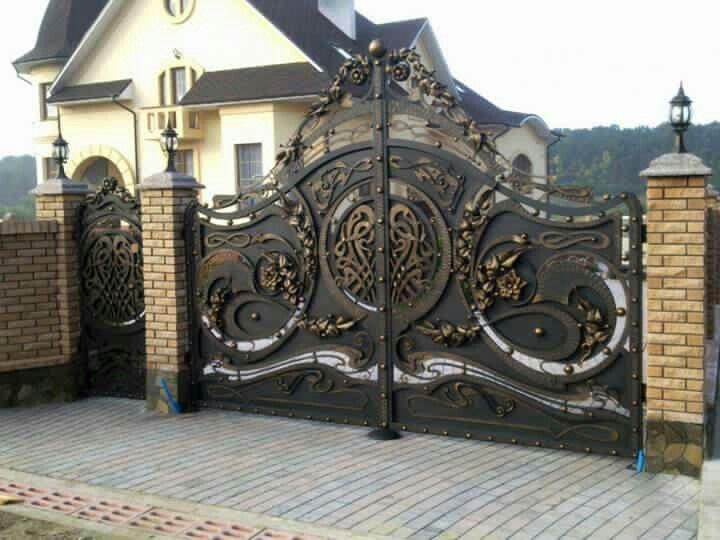 Ворота украина