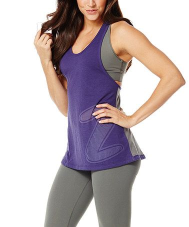Another great find on #zulily! Starry Sky Loose-Fitting Racerback Tank #zulilyfinds