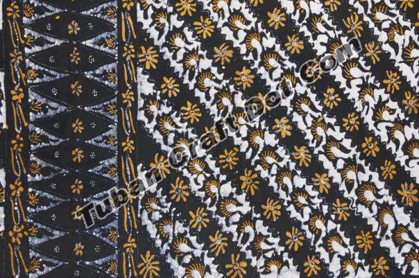 Batik Sarong from Tuban, Indonesia