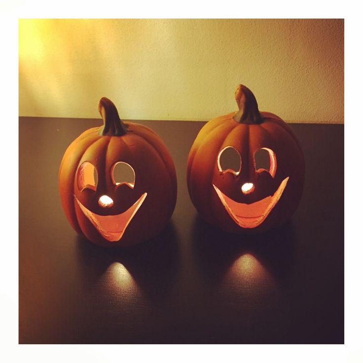 Pumpkins for halloween 👍🏻