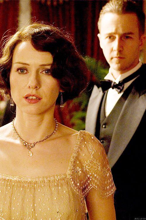 Naomi Watts Edward Norton in The Painted Veil (2006). Excelente adaptación de la novela de Somerset Maugham.