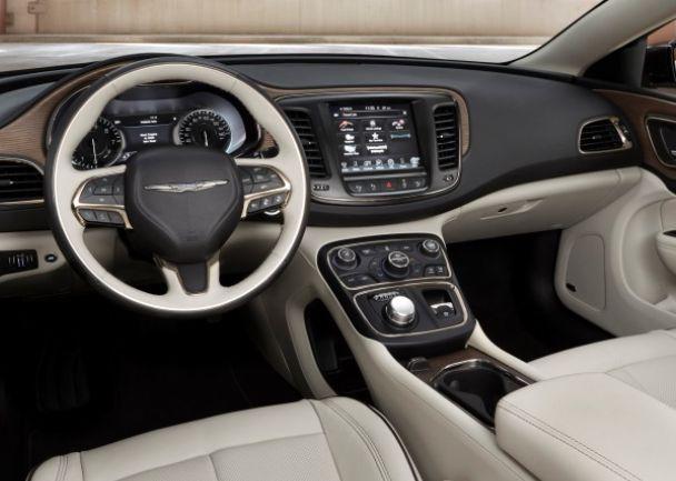 2016 Chrysler 200 Interior S in Hudson | Luther Hudson Chrysler Dodge Jeep Ram