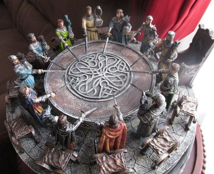 Pingl par mignon decker sur moments in time pinterest - Le roi arthur et les chevaliers de la table ronde ...