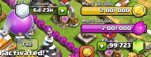 Clash of Clans Cheats - Get Unlimited Elexir, Gold, Gems and Unlock All Levels in Clash of Clans using our Free Hack Tool !