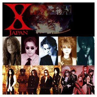 X JAPAN完全复活- 星:影星偶像、音乐日剧- 东京流行通讯网
